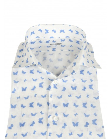 CAMICIA WEEKEND - FARFALLE